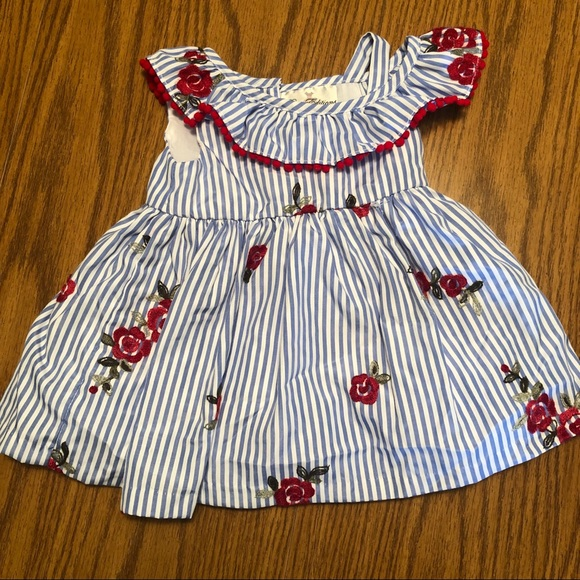 Rare Editions Other - Baby Girl Dress and Bloomers